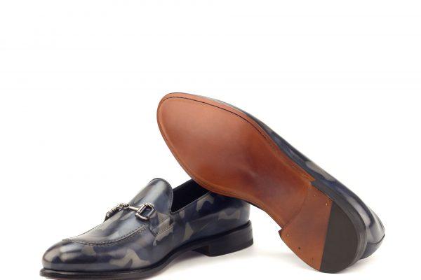 Loafer Patina Medium - Denim Camo Patina-Denim Patina Regular-Ang9